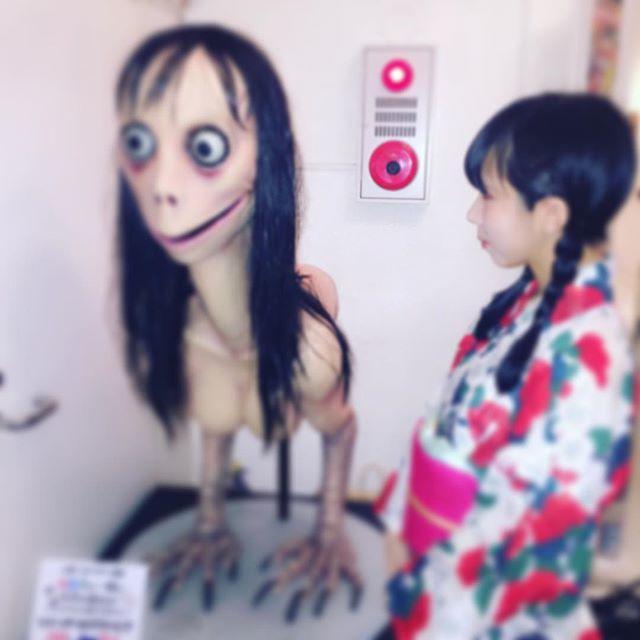 عروسک مومو