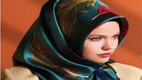 بستن روسری با تلق (۱)