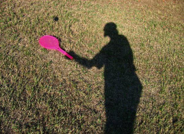 نمونه ای از عکاسی از سایه ها