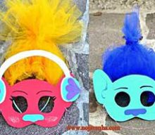 ماسک های ترول