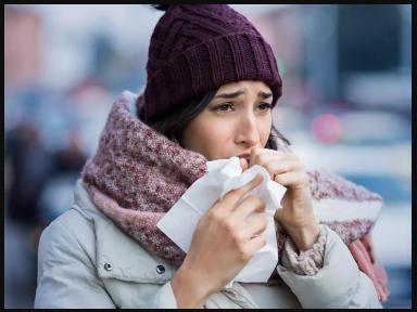 مبینا / احساس سرما