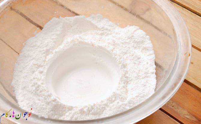 آموزش ساخت خمیر مجسمه سازی