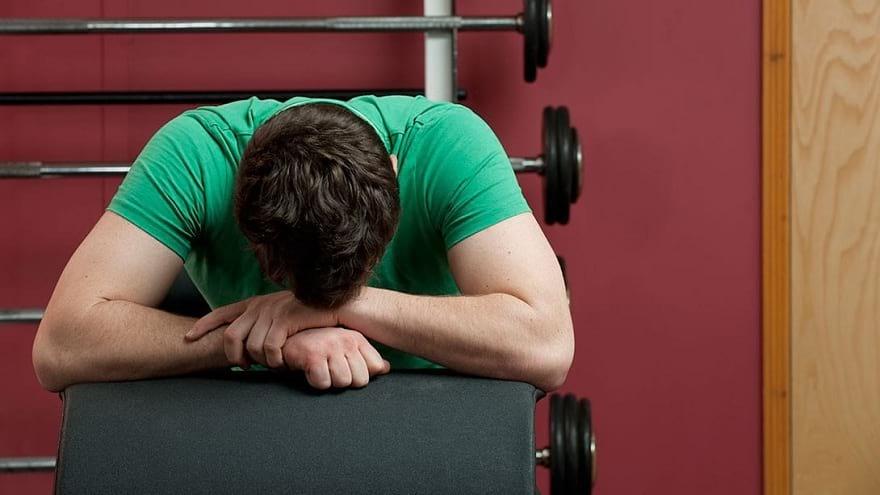 علت سرگیجه هنگام ورزش