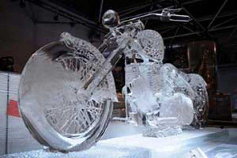 جشنواره مجسمه های یخی