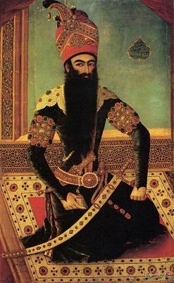 فتحعلیشاه دومین شاه قاجار