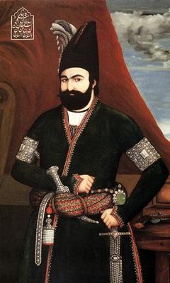 پادشاهان قاجار به ترتیب
