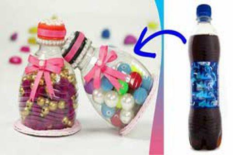 ده روش خلاقانه برای استفاده از بطری های نوشابه