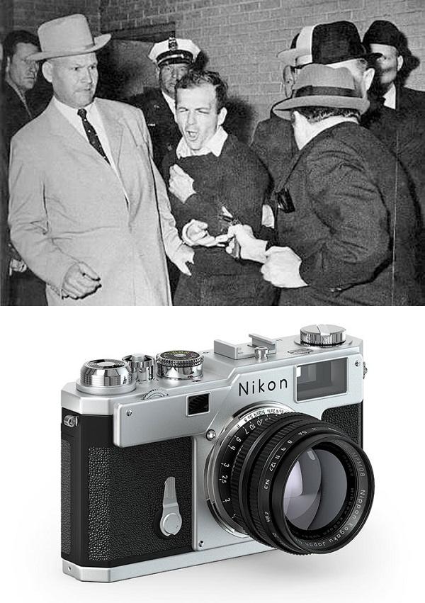 عکس های تاریخی / کشتهشدن اسوالد به دست جک روبی