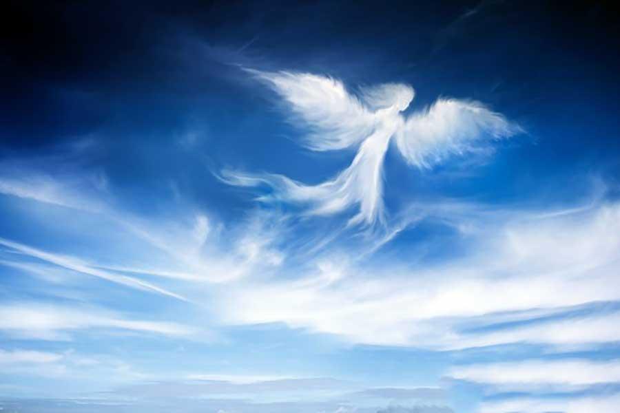 فرشته باران