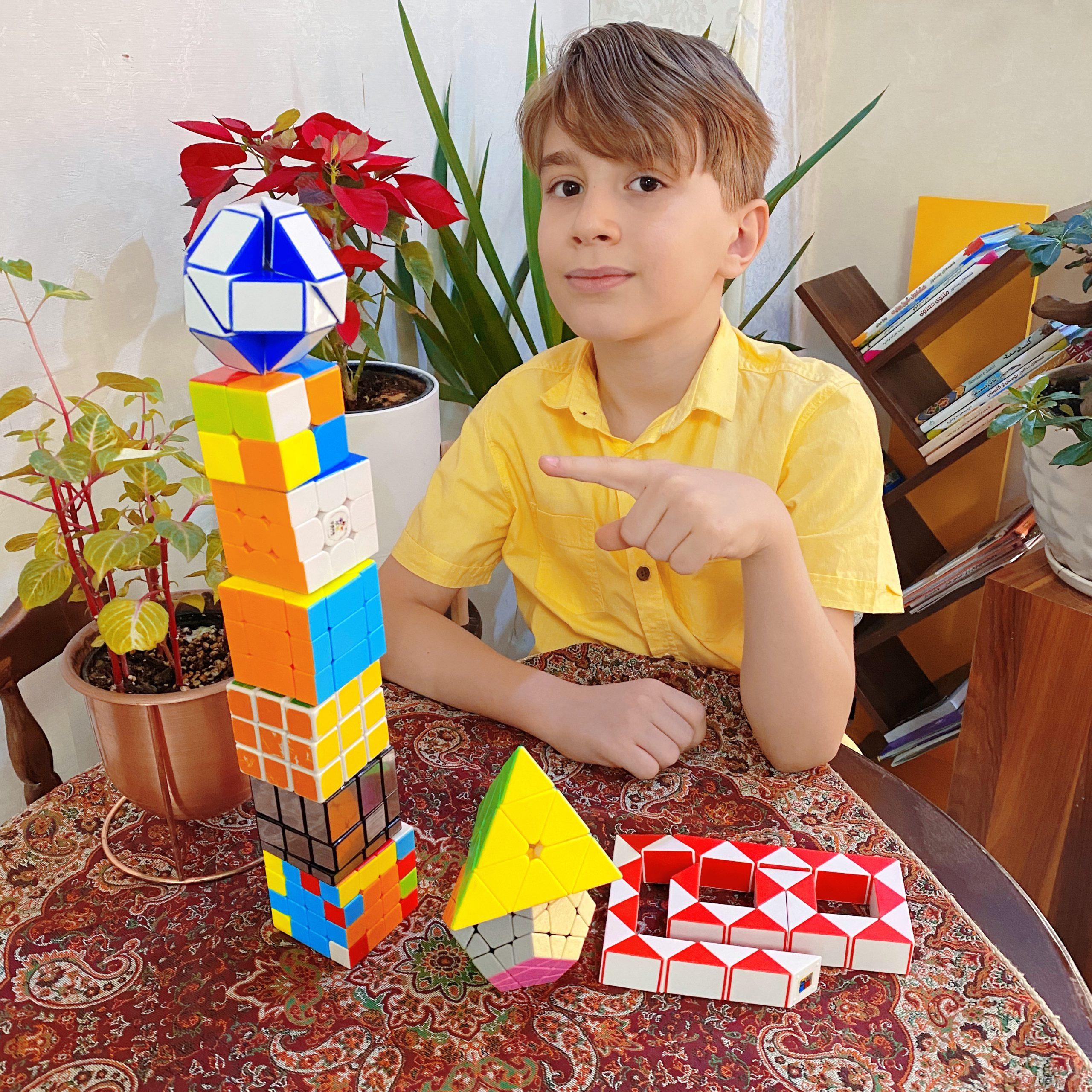 سپهرمحمدی هنر اوریگامی